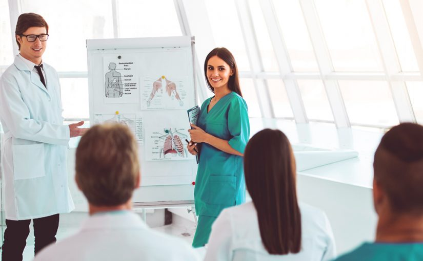 Docência e Pesquisa para Área de Saúde
